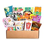 Cost Plus World Market Flavors of Asia Dorm Room Gourmet College Care Package