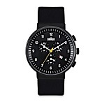 Braun® Classic Men's Chronograph Watch in Black