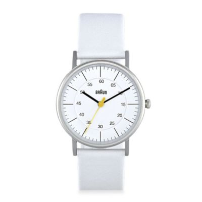 Braun® Ladies Watch in White