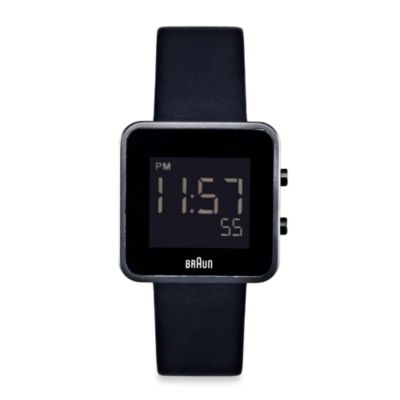 Braun Digital Watch