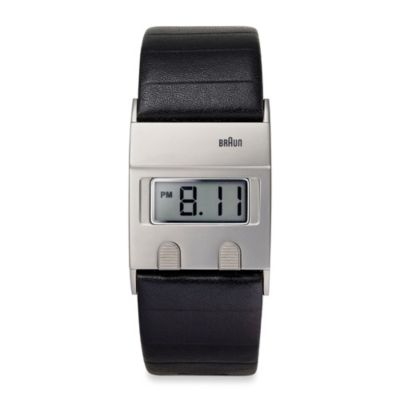 Braun® Unisex Digital Watch