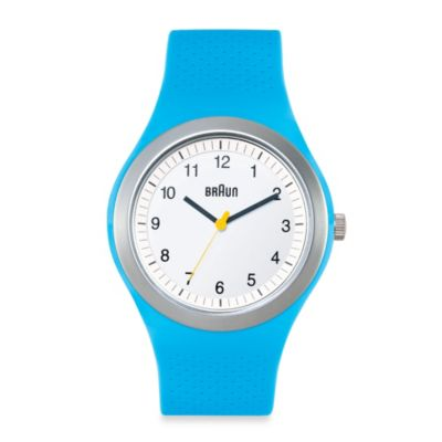 Braun® Unisex Sports Watch in Blue