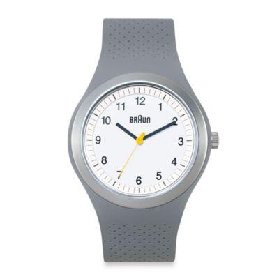 Braun® Unisex Sports Watch Men's Watches