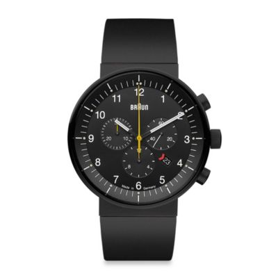 Braun® Men's Prestige Chronograph Watch