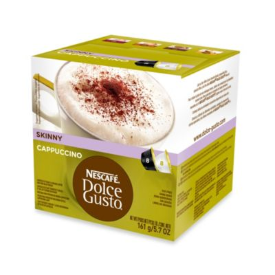 Dolce Gusto® Cappuccino Capsules
