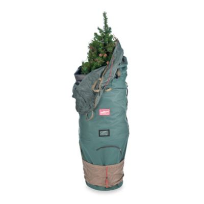 TreeKeeper Upright Tree Storage Bag in Green
