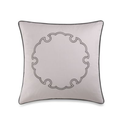 Wamsutta® Greek Key Square Throw Pillow