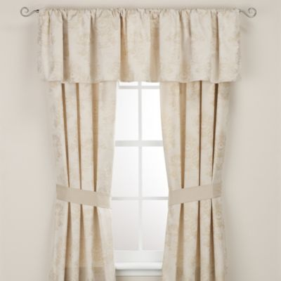 WamsuttaA French Country Window Valance
