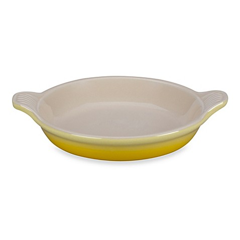 Buy Le Creuset Heritage Creme Brulee Dish In Soleil From
