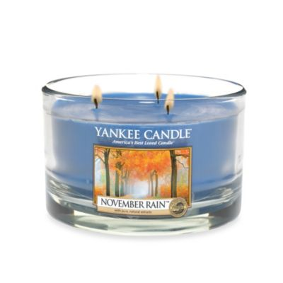 Yankee Candle® November Rain™ 3-Wick Candle