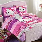 Hello Kitty Ditsy Dot Bedding Set
