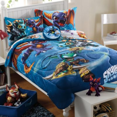 Youth Bedding > Skylander Fantasy Battle Bedding Set