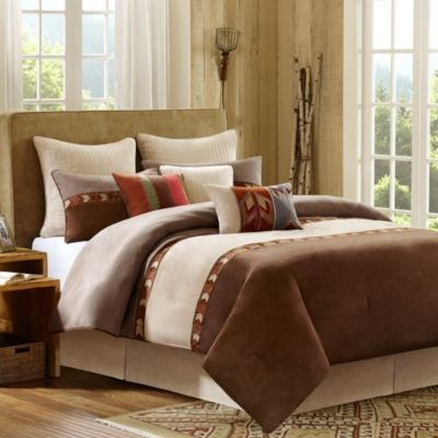 Cedar Ridge Allegheny California King Comforter Set