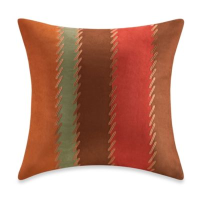 Cedar Ridge Allegheny Square Throw Pillow