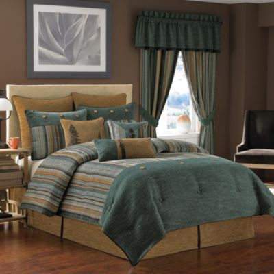 Croscill® Hudson Reversible Comforter Set