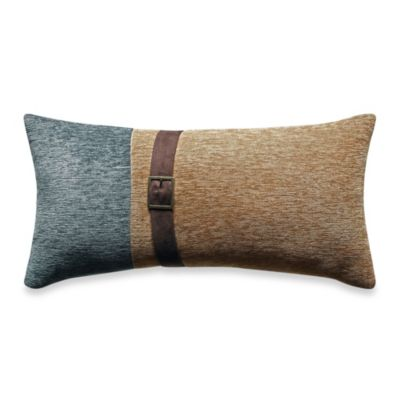 Croscill® Hudson Boudoir Toss Pillow