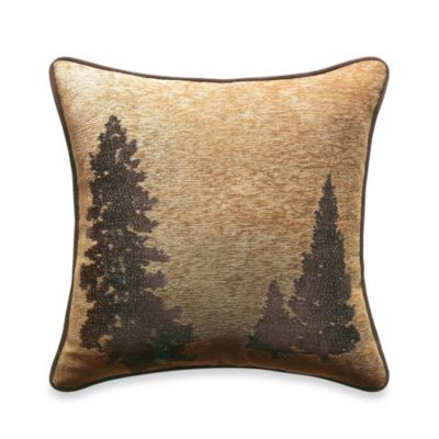 Croscill® Hudson Square Throw Pillow