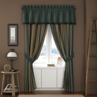 Croscill® Hudson Window Valance