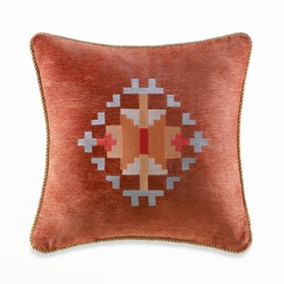 Croscill® Flagstaff Fashion Throw Pillow