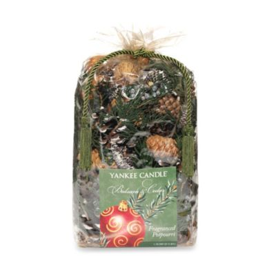 Yankee Candle® Balsam and Cedar Potpourri Bag