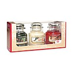 Yankee Candle® Holiday Small Classic Value Set (Set of 3)