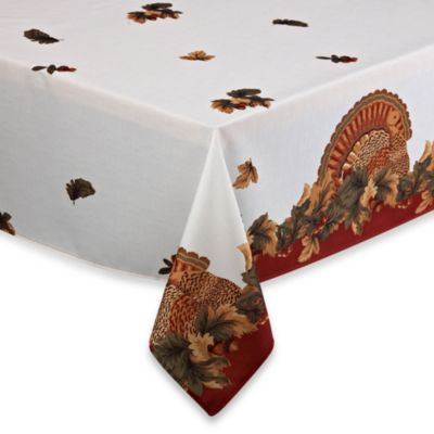 Turkey Festival Tablecloths