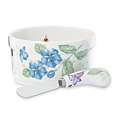 Lenox® Butterfly Meadow 4.5-Inch Dip Bowl and 5.25-Inch Spreader