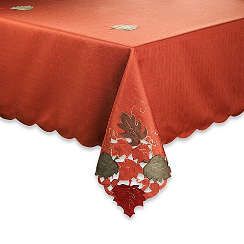 Buy Thanksgiving Tablecloths From Bed Bath Amp Beyond