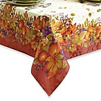 Harvest Jubilee Spice Tablecloth