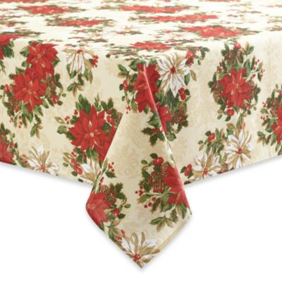 Seasonal Splendor Tablecloth