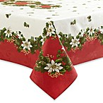 Christmas Garland Tablecloth