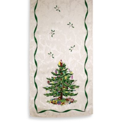 Spode® 72-Inch Christmas Tree Runner