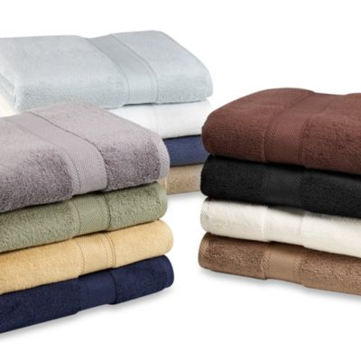 Suite Platinum Hand Towel in Colors