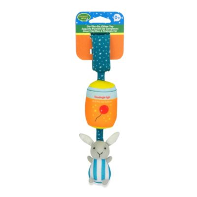 Kids Preferred Goodnight Moon On-the-Go Bunny Chime
