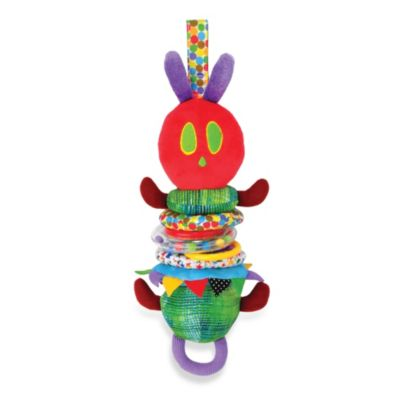 Eric Carle Developmental Jiggle Caterpillar