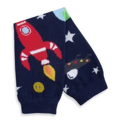 BabyLegs® Galaxy Legwarmers in Navy