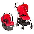 Maxi-Cosi® Kaia/Mico® Nxt Travel System in Intense Red