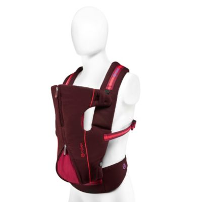 Cybex Gold 2.Go Baby Carrier in Poppy Red
