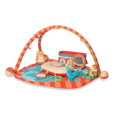 Boppy® Flying Circus Play Gym with Collapsible Toy Box
