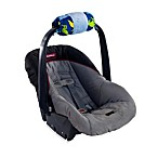 Itzy Ritzy Ritzy Wrap Infant Car Seat Handle Cushion in Dino-Mite!
