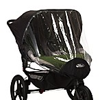 Baby Jogger™ Summit X3 Double Stroller Rain and Wind Canopy