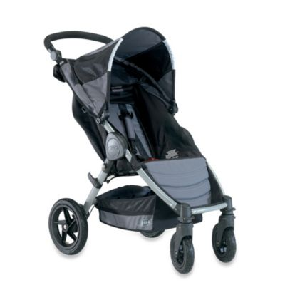 BOB® Motion™ Stroller in Black