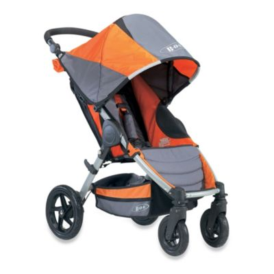 BOB® Motion™ Stroller in Orange - from BOB Strollers
