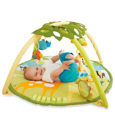 SKIP*HOP® Giraffe Safari Activity Gym - from Skip Hop