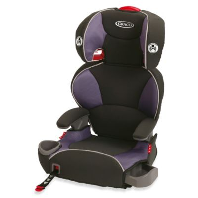 Graco® AFFIX™ Highback Booster Seat in Grapeade