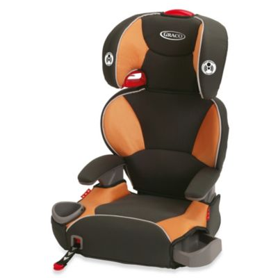 Booster Car Seats > Graco® AFFIX™ Highback Booster Seat in Tangerine