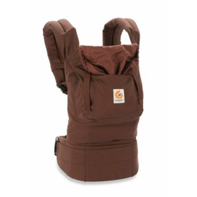 ERGObaby® Organic Collection Baby Carrier in Chocolate