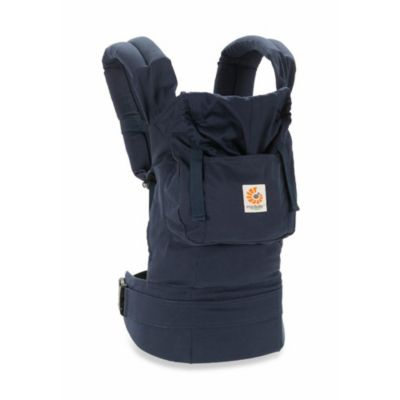 ErgoBaby Organic Collection Baby Carrier in Navy