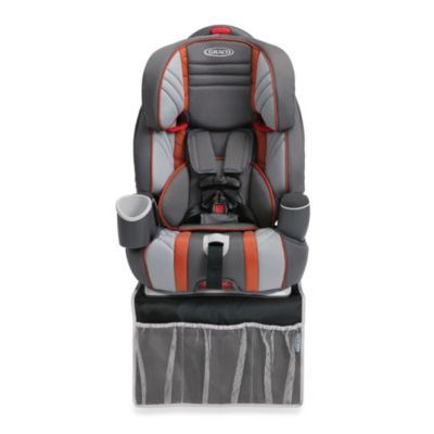 Booster Seats > Graco® Nautilus PLUS 3-in-1 Forward Facing Car Seat in Rust