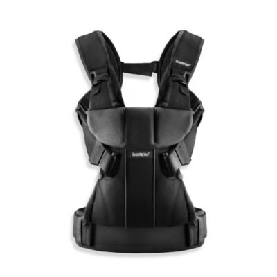 BABYBJORN® Baby Carrier One in Black